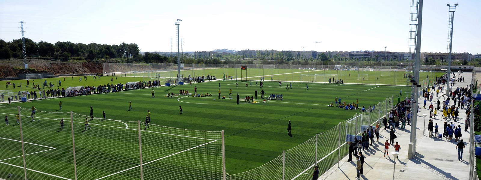 Football Salou Soccer Facilities